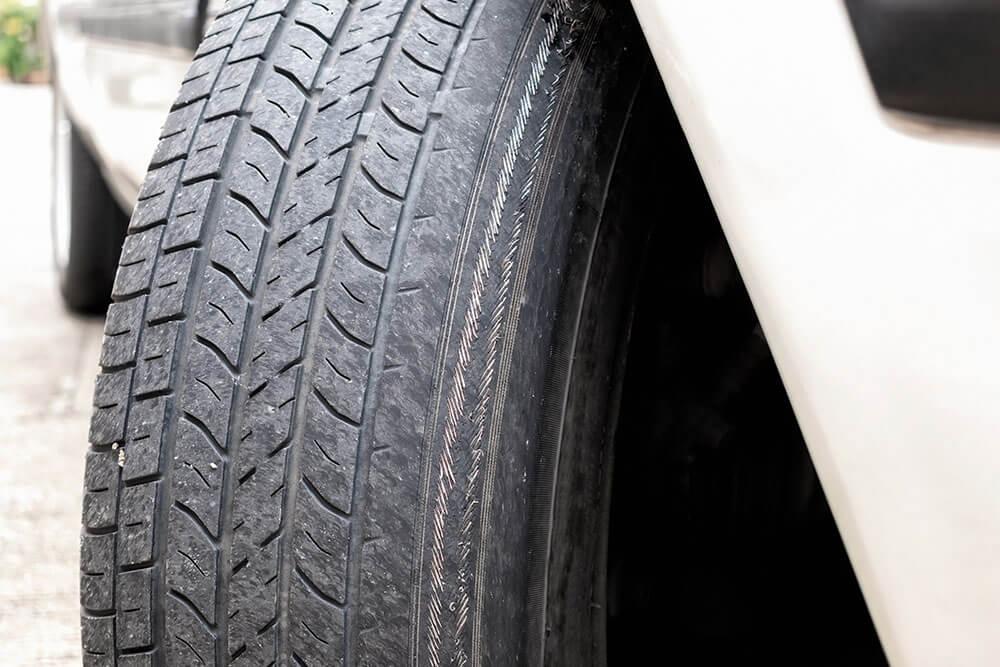 4 Common Tire Problems