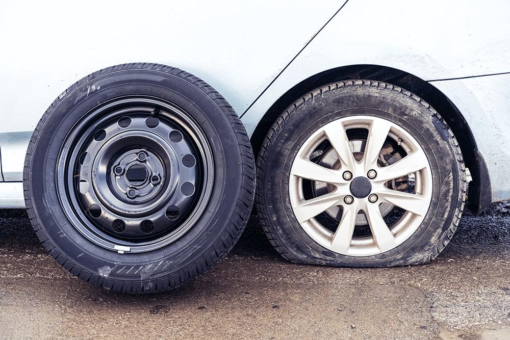 4-common-tire-problems