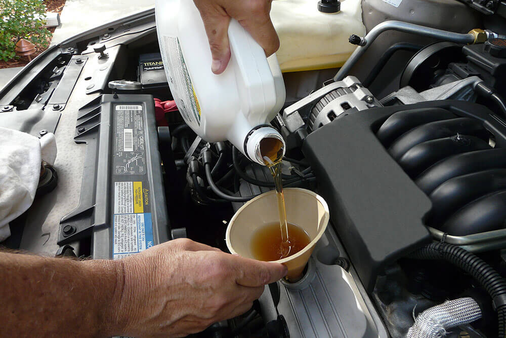 How Often Should I Get My Car's Oil Changed?