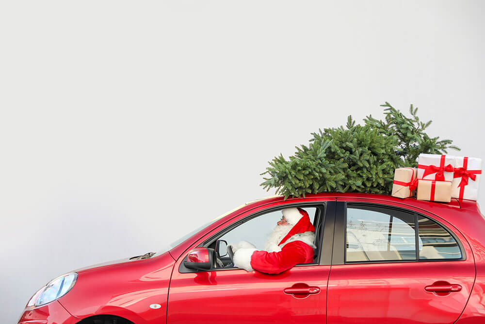 Make the Most of Your Holiday Road Trip