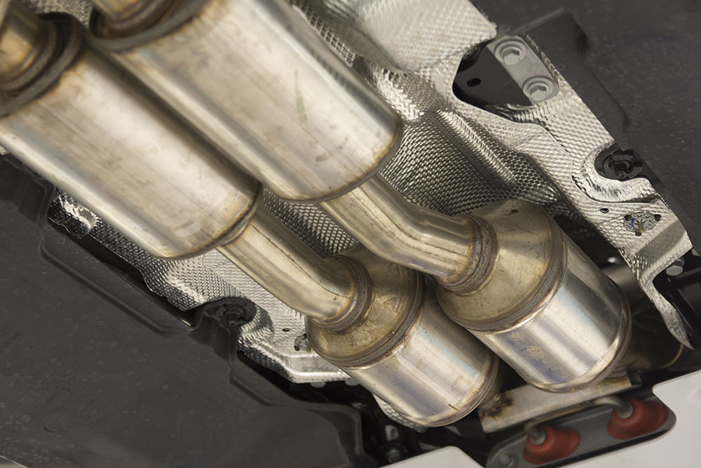 5 Signs Your Catalytic Converter Is Clogged Or Going Bad